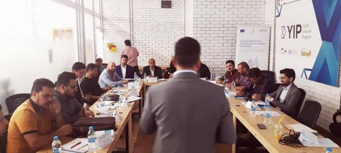 EADE Organization participated in the dialogue session held by PAO Organization for the establishment of the Community Center in Nineveh
