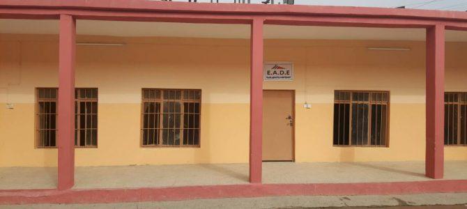 Finishing schools rehabilitation in west Mosul / IHPF project